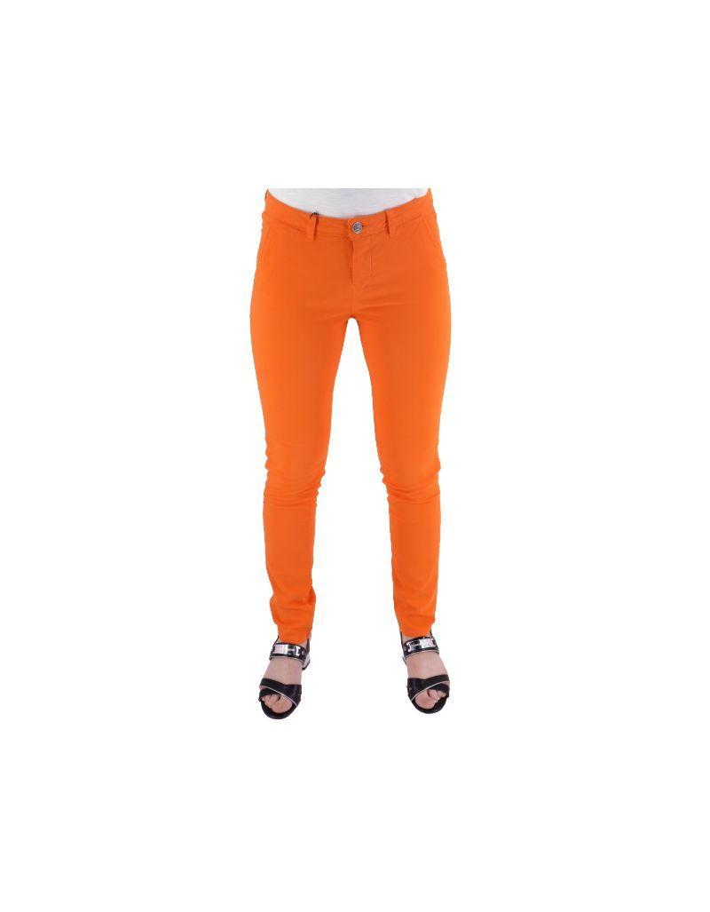SCHOOL RAG - Pantalon Mandarine