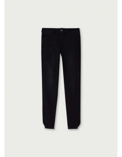 LIU.JO - Jean regular bottom up noir