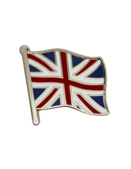 Pin's Godert Me, drapeau Grande-Bretagne