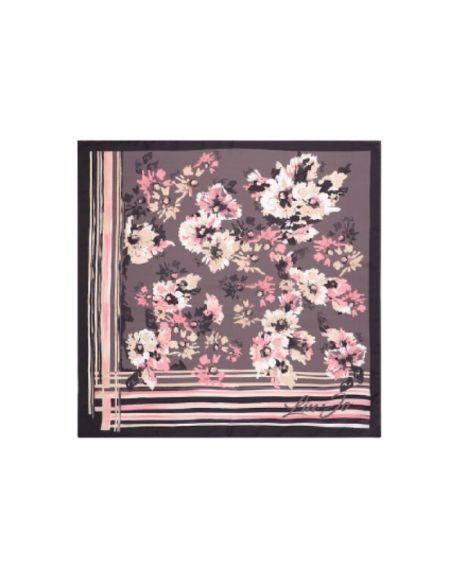 LIU.JO - Foulard écoconçu à fleurs acquarelle