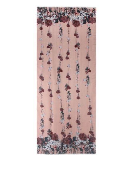 LIU.JO - Etole rose avec imprimé à fleurs