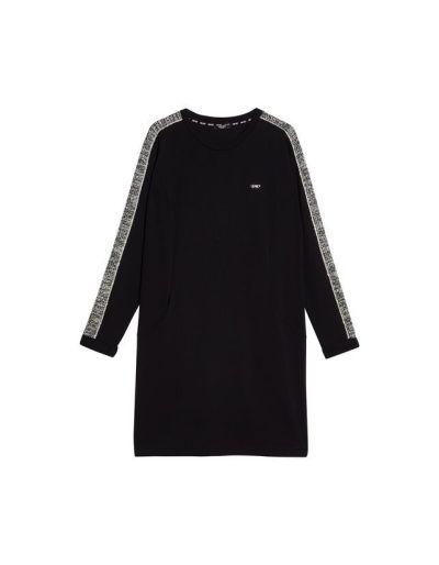 LIU.JO SPORT - Robe courte avec détails jacquard