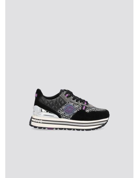 LIU.JO - Sneakers en daim...