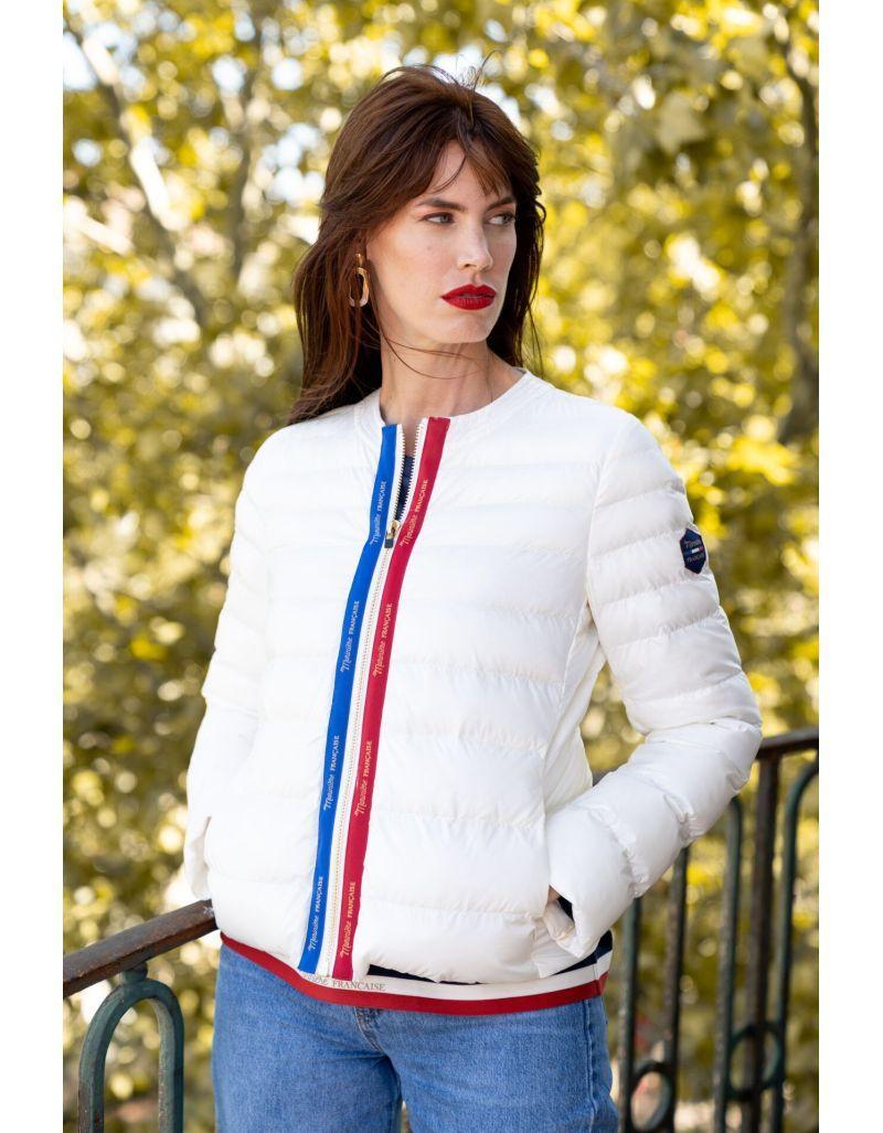 LA MARINIERE FRANCAISE - Doudoune blanche, Bianca